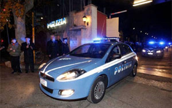 Colpo notturno al bancomat della filiale della Banca Popolare di Novara di Latina.
