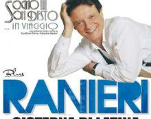 Giovedì 27 luglio a Cisterna il concerto di Massimo Ranieri. Prevendite a Studio 93!