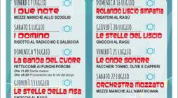 """""""Borgo Piave in Festa"""" sino al prossimo 23 luglio. Ecco il ricco il programma di questa edizione."""