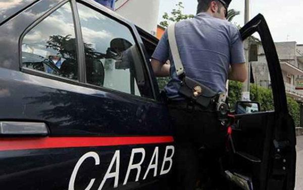Spari contro l'auto di un carabiniere, perquisizioni nel quartiere San Valentino