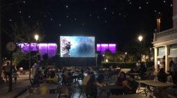"""Cinecittà World aperto fino a tardi per il """"Cinema sotto le stelle"""""""