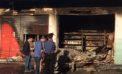 A fuoco un negozio a Bellavista, indagano i carabinieri di Velletri
