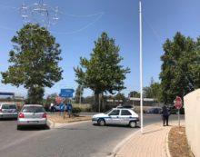 Due incidenti sulla Nettunense, a Campo di Carne, mandano il traffico in tilt.