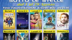 Cinema sotto le stelle ad Aprilia, ECCO tutti i film in programmazione