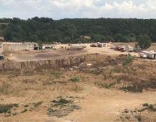Centinaia gli sversamenti nella cava di Aprilia, l'operazione partì da una fotografia