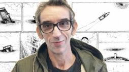 Il grande fumettista Gipi ad Aprilia per girare il suo film