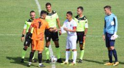 Il Latina Calcio batte Anzio e al primo turno di Coppa Italia affronterà l'Ostiamare.