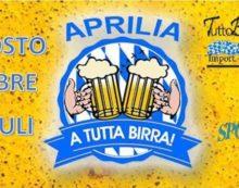 """Sesta edizione di """"Aprilia a Tutta Birra"""" al Parco Friuli, con 11 serate di festa."""