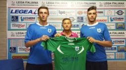 Due nuovi portieri per la stagione 2017/2018 per la F.C. Aprilia.