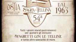 """Nel Borghetto dei Pescatori di Ostia torna la """"Sagra della Tellina""""."""