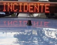 Tremendo frontale ieri sera a Tor Tre Ponti, a Latina: 3 feriti gravi.