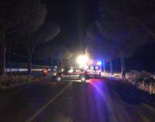 Incidente su via dei Cinque Archi ad Aprilia, muore un giovane