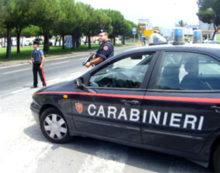 FONDI – Fugge all'alt dei Carabinieri, poi rifiuta di sottoporsi al test antidroga: denunciato.