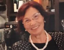 APRILIA – Addio a Rosalia Cirillo, fondatrice della nota sartoria di abiti da sposa.