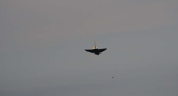 Tragedia durante l'Air Show, a Terracina arriva la nave Anteo della Marina