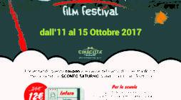 Cresce l'attesa per la nuova edizione del Saturno Film Festival al Cinecittà World