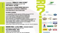 """NETTUNO – Si chiude questa domenica la Biennale d'Arte Contemporanea """"Shingle22j""""."""