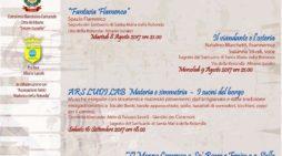 """""""Festival della Rotonda"""" ad Albano: questo sabato il convegno di Aldo Onorati."""