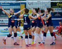 Pallavolo femminile serie C: trasferta domenicale in casa del Marzocchi Fondi per il Sabaudia.