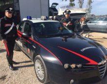 Nel cortile di casa aveva un furgone rubato ad Ariccia: denunciato un 37enne di Sabaudia.