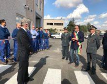 Gruppo Enel:  una nuova sede per l'Unità Operativa di Aprilia