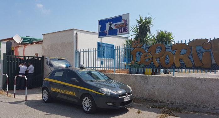 ANZIO – Piscina comunale adibita a discoteca: la Finanza sequestra beni per 170mila euro.