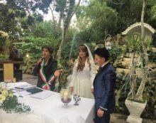 Villa Patrizia accoglie la prima unione civile di Latina tra due donne