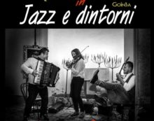 "LATINA – Jazz ed ironia all'Auditorium Vivaldi con il concerto del trio ""Go.In.Ba""."