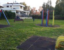 Latina – Dopo gli atti vandalici, riapre il parco di via Pantanaccio