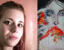 """La mostra """"Ritratti"""" di Caterina Sammartino apre la rassegna """"Le Vie dell'Arte"""" a Cori."""