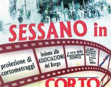 """""""Sessano in Corto"""": due giornate di cortometraggi d'autore questo fine settimana a Borgo Podgora, a Latina"""