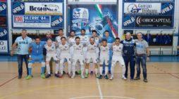Calcio a 5, serie C1 – Periodo magico per la United Aprilia