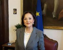 Il nuovo Prefetto di Latina, la Dottoressa Maria Rosa Trio, si presenta alla città.