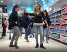 Aprilia – Primo promotional show per il punto vendita Acqua & Sapone di via Zuara.