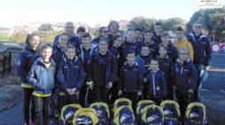 21 gli atleti della Runforever Aprilia impegnati a Frascati