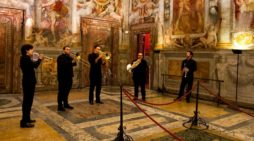 Albano – A Palazzo Savelli il concerto del Quintetto di Ottoni Santa Cecilia