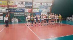 Aprilia – La Giò Volley non riesce a strappare la vittoria al San Paolo