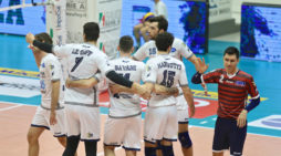 Volley di Superlega: la Taiwan Excellence Latina affronta Padova in trasferta.