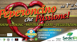 """Al centro commerciale Sedici Pini di Pomezia la terza edizione di """"Peperoncino che Passione""""."""