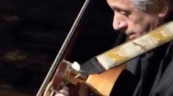 Sul palco del Vivaldi di Latina lo storico chitarrista di Fabrizio de Andrè Michele Ascolese