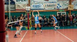 Pallavolo femminile B1: un derby per la vetta, la Giò Volley Aprilia a Roma nella tana della Volley Group.