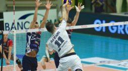 Volley di Superlega: la Taiwan Excellence Latina ospita Monza: in palio il decimo posto.