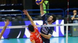 Pallavolo Superlega – Ravenna supera in tre set Latina