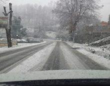 Maltempo: allerta gialla per neve sul Lazio da prime ore di domani