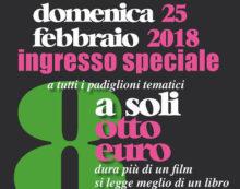"""Sabato 24 e domenica 25 febbraio biglietto di ingresso speciale al """"Museo Piana delle Orme""""!"""