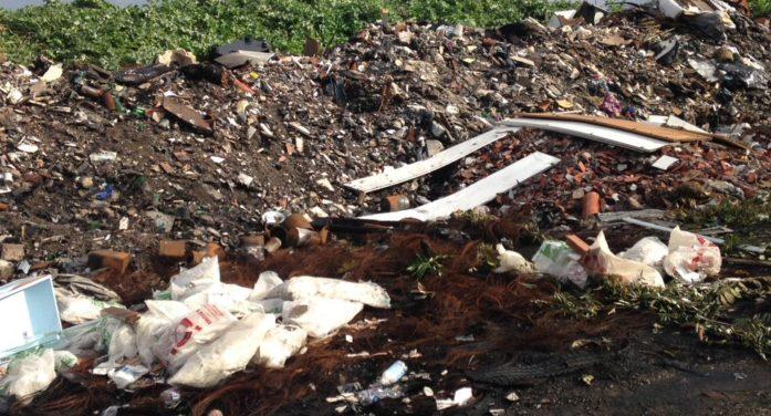 """Operazione """"Smokin' Fields"""" per traffico illecito di rifiuti:  23 indagati, coinvolta la Sep di Pontinia."""