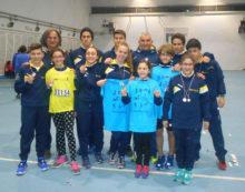 Pioggia di titoli per la Runforever Aprilia ai Campionati Provinciali Giovanili Indoor di Atletica Leggera