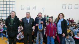 La campionessa italiana juniores di tiro al volo, Francesca Del Prete, incontra gli studenti di Cori.