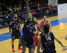 BasketA2 maschile: Latina torna in campo il 7 marzo ed affronta Givova Scafati.