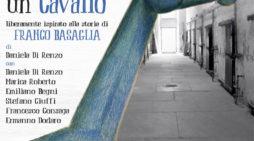 """Al """"Teatro Tognazzi"""" di Velletri questa domenica lo spettacolo """"La rivoluzione nella pancia di un cavallo""""."""